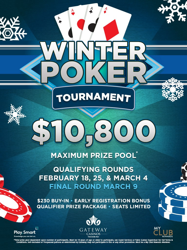 Winter Poker Tournament